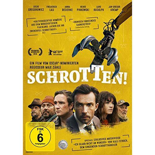 Max Zähle - Schrotten! - Preis vom 23.07.2021 04:48:01 h