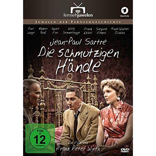 Franz Peter Wirth - Schmutzige Hände - Die schmutzigen Hände nach Jean-Paul Sartre (ARD Fernsehjuwelen) - Preis vom 11.06.2021 04:46:58 h