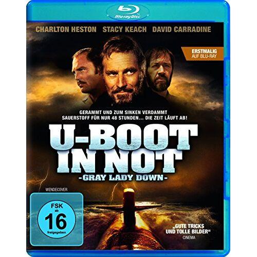 David Greene - U-Boot in Not [Blu-ray] - Preis vom 19.06.2021 04:48:54 h