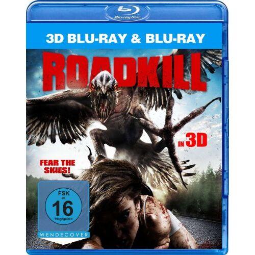 Johannes Roberts - Roadkill (+ Blu-ray) [Blu-ray 3D] - Preis vom 11.06.2021 04:46:58 h