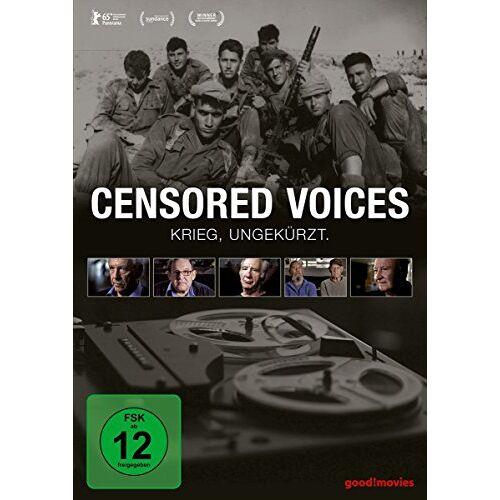 Mor Loushy - Censored Voices - Preis vom 15.06.2021 04:47:52 h