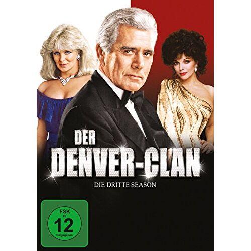 John Forsythe - Der Denver-Clan - Season 3 [6 DVDs] - Preis vom 22.06.2021 04:48:15 h