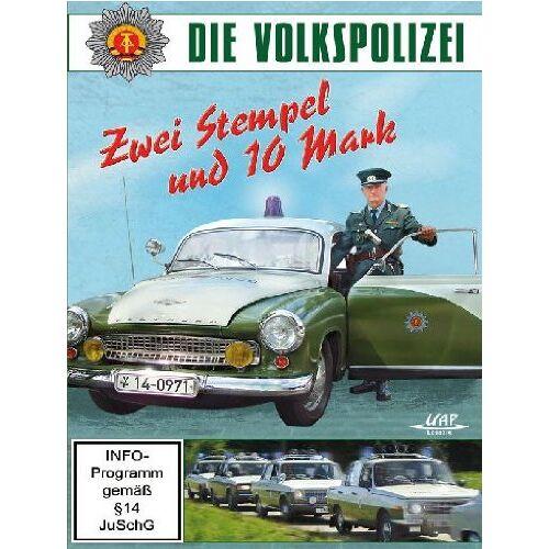 - Die Volkspolizei - Zwei Stempel und 10 Mark - Preis vom 19.06.2021 04:48:54 h