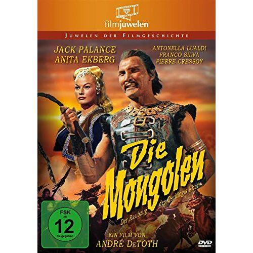 André De Toth - Die Mongolen - Der Raubzug des Dschingis Khan - Preis vom 11.06.2021 04:46:58 h