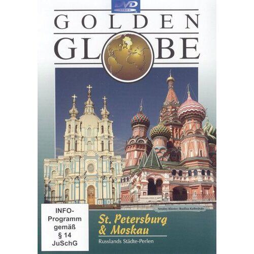 Meike Birck - St. Petersburg & Moskau - Golden Globe (Bonus: Transsibirische Eisenbahn) - Preis vom 23.09.2021 04:56:55 h