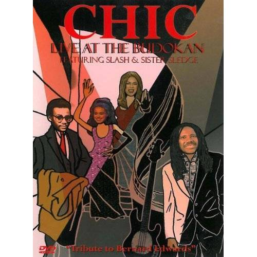 Chic - Live at the Budokan (2 DVDs) - Preis vom 16.10.2021 04:56:05 h