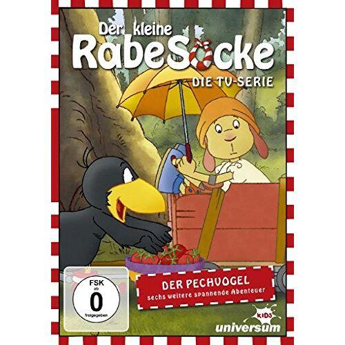 - Der kleine Rabe Socke - Die TV-Serie 7: Der Pechvogel - Preis vom 17.06.2021 04:48:08 h