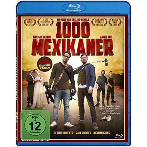 Philipp Scholz - 1000 Mexikaner [Blu-ray] - Preis vom 20.06.2021 04:47:58 h