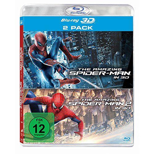 - The Amazing Spider-Man / The Amazing Spider-Man 2: Rise of Electro (Blu-ray 3D, 4 Dis - Preis vom 17.05.2021 04:44:08 h