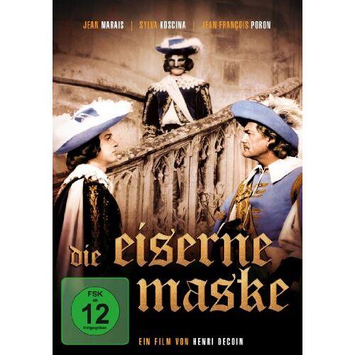 Henri Decoin - Die Eiserne Maske - Preis vom 13.06.2021 04:45:58 h