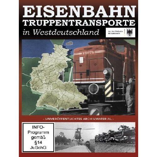 - Eisenbahntruppentransporte in Westdeutschland - Preis vom 19.06.2021 04:48:54 h