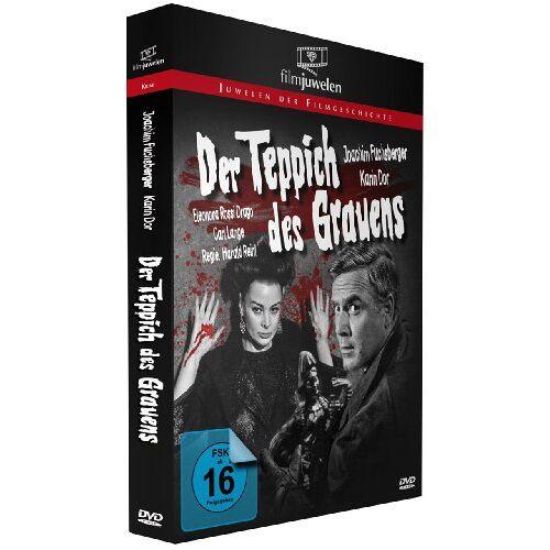 Harald Reinl - Der Teppich des Grauens (Louis Weinert-Wilton) - Filmjuwelen - Preis vom 17.06.2021 04:48:08 h