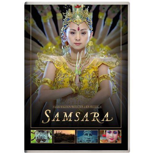 Ron Fricke - Samsara - Preis vom 22.06.2021 04:48:15 h