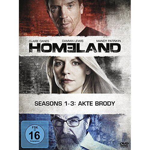 - Homeland 1-3 [12 DVDs] - Preis vom 18.06.2021 04:47:54 h