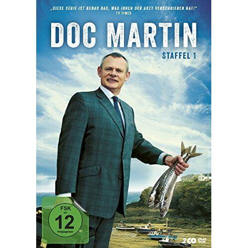 Martin Clunes - Doc Martin - Staffel 1 [2 DVDs] - Preis vom 14.06.2021 04:47:09 h