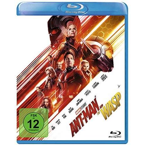 Peyton Reed - Ant-Man and the Wasp [Blu-ray] - Preis vom 23.07.2021 04:48:01 h