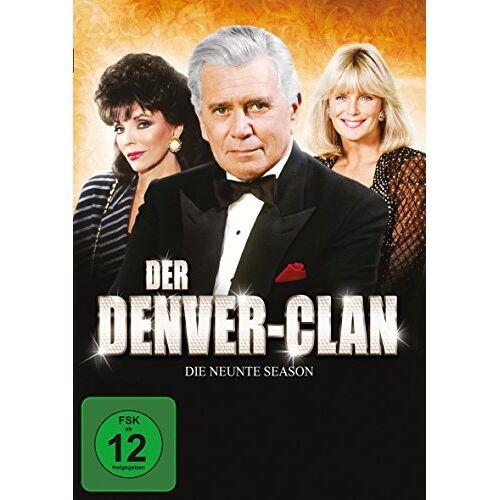 John Forsythe - Der Denver-Clan - Season 9 [6 DVDs] - Preis vom 22.06.2021 04:48:15 h