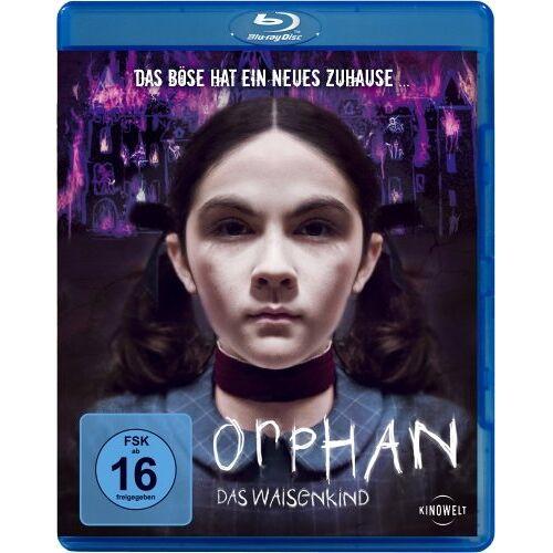Jaume Collet-Serra - Orphan - Das Waisenkind [Blu-ray] - Preis vom 14.06.2021 04:47:09 h