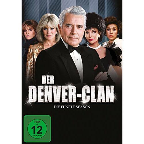 John Forsythe - Der Denver-Clan - Season 5 [8 DVDs] - Preis vom 22.06.2021 04:48:15 h