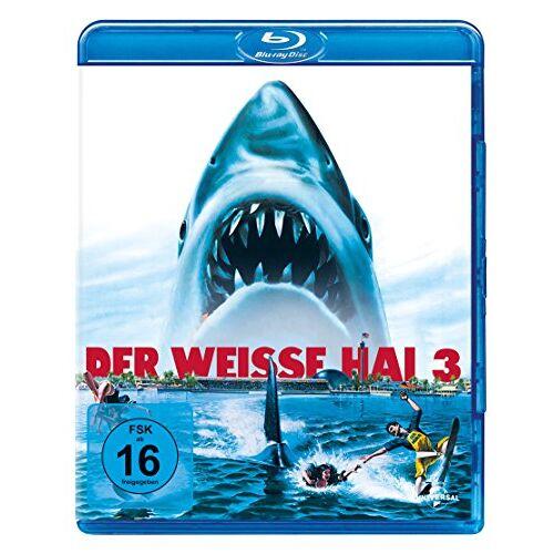 Joe Alves - Der weisse Hai 3 [Blu-ray] - Preis vom 14.06.2021 04:47:09 h