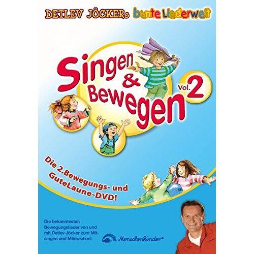 Jöcker - Detlev Jöcker - Singen & Bewegen, Vol. 2 - Preis vom 18.06.2021 04:47:54 h