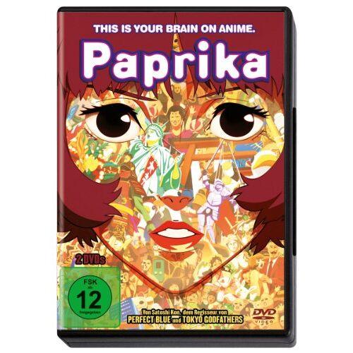 Satoshi Kon - Paprika [2 DVDs] - Preis vom 21.06.2021 04:48:19 h