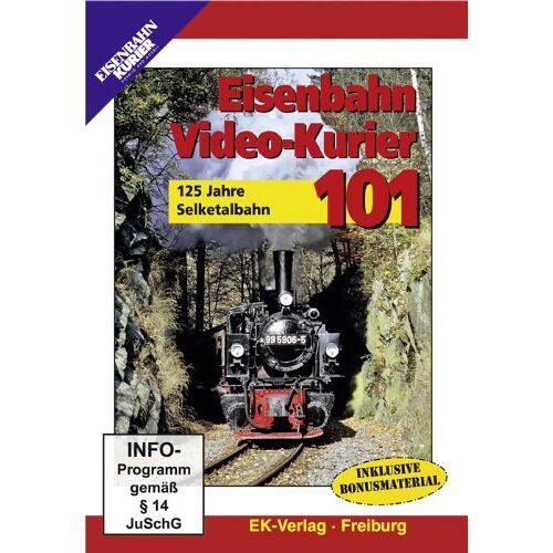 - Eisenbahn Video-Kurier 101 - 125 Jahre Selketalbahn - Preis vom 19.06.2021 04:48:54 h