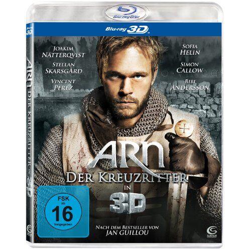 Peter Flinth - ARN - Der Kreuzritter [3D Blu-ray] - Preis vom 17.06.2021 04:48:08 h