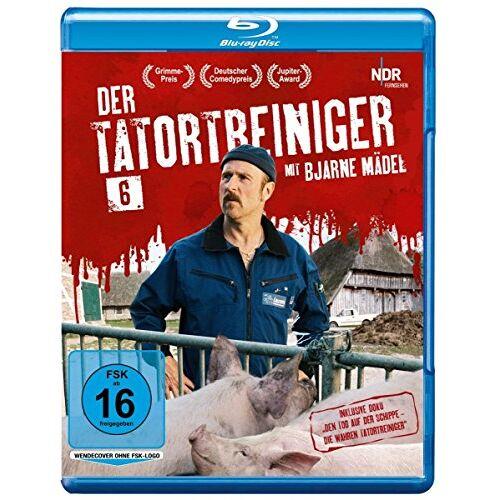 Arne Feldhusen - Der Tatortreiniger 6 [Blu-ray] - Preis vom 11.06.2021 04:46:58 h