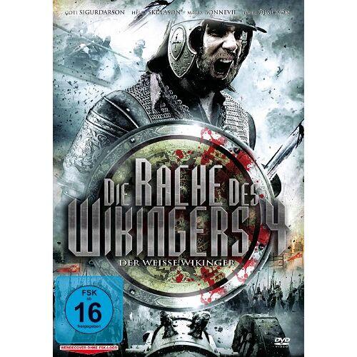 Hrafn Gunnlaugsson - Die Rache des Wikingers 4 - Der weiße Wikinger - Preis vom 01.08.2021 04:46:09 h