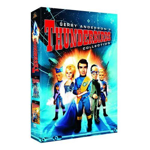 David Lane - Gerry Anderson's Thunderbirds Collection (Thunderbirds are GO! / Thunderbird 6) [2 DVDs] - Preis vom 13.06.2021 04:45:58 h
