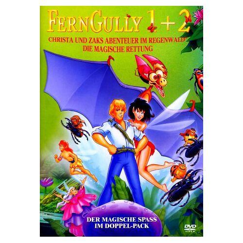 Bill Kroyer - FernGully 1 & 2 [2 DVDs] - Preis vom 15.06.2021 04:47:52 h