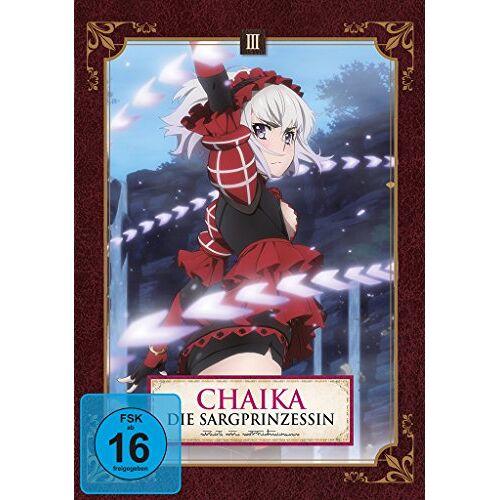- Chaika, die Sargprinzessin - Staffel 1 - Vol.3 - Preis vom 22.06.2021 04:48:15 h