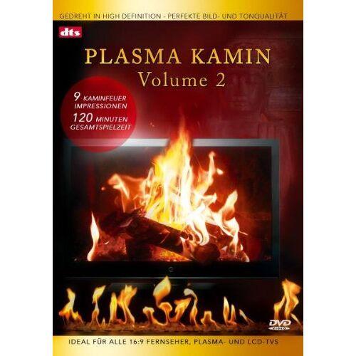 Simon Busch - Plasma Kamin, Vol. 2 - 9 Kaminfeuer Impressionen in HD Qualität - Preis vom 22.06.2021 04:48:15 h