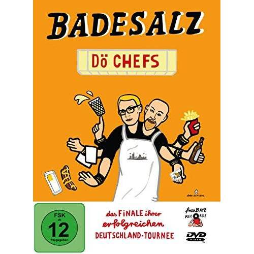 Badesalz - Dö Chefs - Preis vom 11.10.2021 04:51:43 h