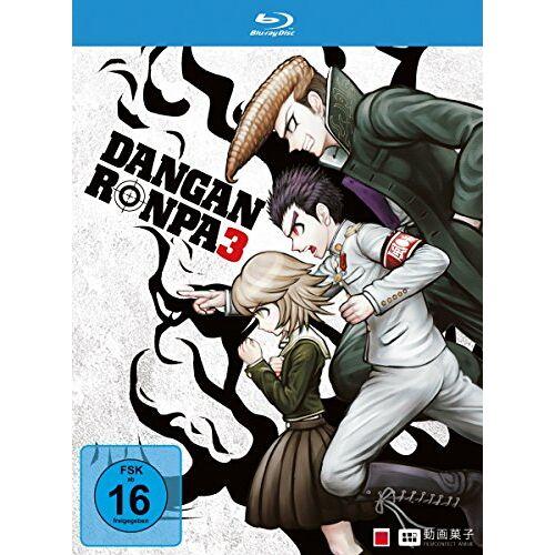 Seji Kishi - DANGANRONPA - Volume 3 [Blu-ray] - Preis vom 11.06.2021 04:46:58 h