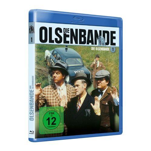 Erik Balling - Die Olsenbande [Blu-ray] - Preis vom 11.06.2021 04:46:58 h