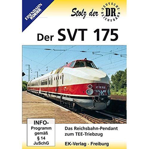 - Der SVT 175 - Stolz der Deutschen Reichsbahn - Preis vom 11.06.2021 04:46:58 h