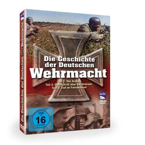 - Die Geschichte der Deutschen Wehrmacht, Teile 1-3 - Preis vom 09.06.2021 04:47:15 h