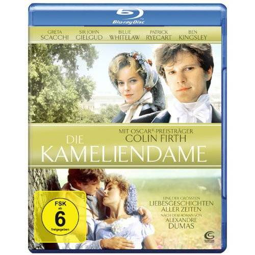 Desmond Davis - Die Kameliendame [Blu-ray] - Preis vom 22.06.2021 04:48:15 h