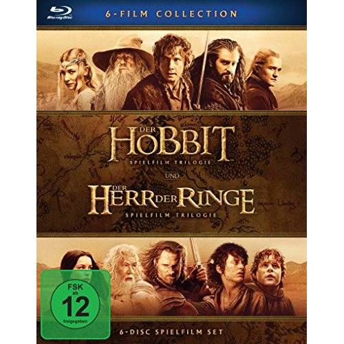 - Mittelerde Collection [Blu-ray] - Preis vom 20.06.2021 04:47:58 h