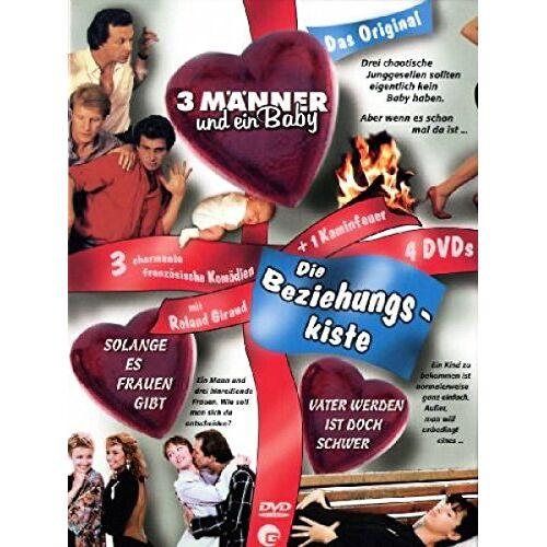 Roland Giraud - Die Beziehungskiste - DVD-Filme [DVD] - Preis vom 16.06.2021 04:47:02 h