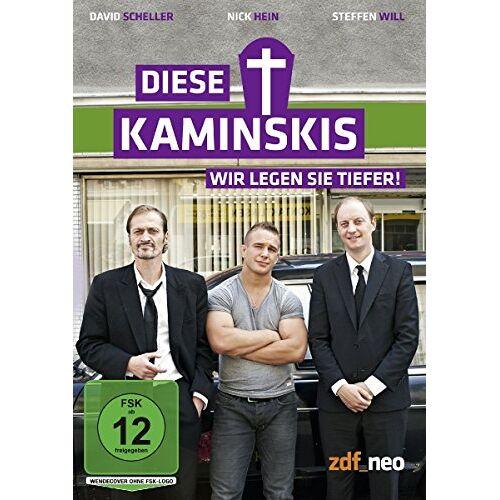 Sven Nagel - Diese Kaminskis Wir legen Sie tiefer! - Preis vom 21.06.2021 04:48:19 h