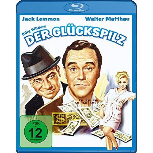 Billy Wilder - Der Glückspilz [Blu-ray] - Preis vom 21.06.2021 04:48:19 h