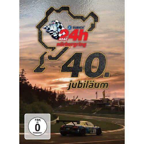 - 24h Nürburgring - 40. Jubiläum [2 DVDs] - Preis vom 18.06.2021 04:47:54 h