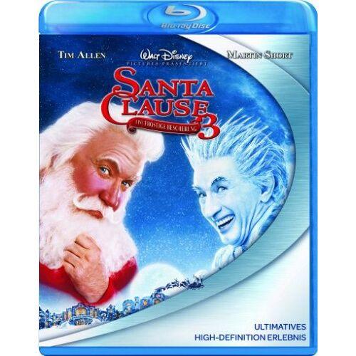 Michael Lembeck - Santa Clause 3 - Eine frostige Bescherung [Blu-ray] - Preis vom 19.06.2021 04:48:54 h