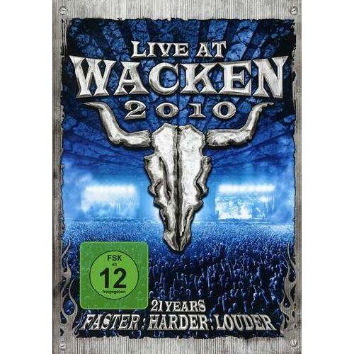 Grave Digger - Wacken 2010 - Live At Wacken Open Air - Preis vom 17.05.2021 04:44:08 h