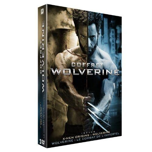 - Coffret Wolverine : X-Men Origins: Wolverine + Wolverine : Le combat de l'immortel - Preis vom 19.06.2021 04:48:54 h