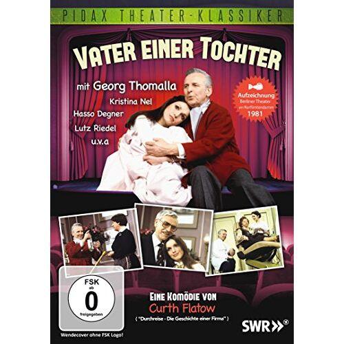 Georg Thomalla - Vater einer Tochter - Erfolgreiche Komödie von Curth Flatow mit Georg Thomalla (Pidax Theater-Klassiker) - Preis vom 11.06.2021 04:46:58 h
