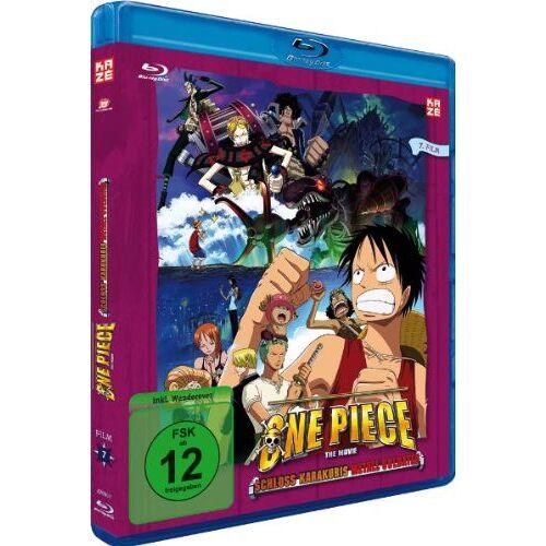Konosuke Uda - One Piece - 7. Film: Schloß Karakuris Metall-Soldaten [Blu-ray] - Preis vom 23.09.2021 04:56:55 h
